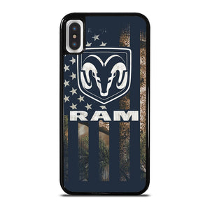 DODGE RAM FLAG cover iPhone X / XS,cover iphone x pantone cover iphone x otterbox,DODGE RAM FLAG cover iPhone X / XS