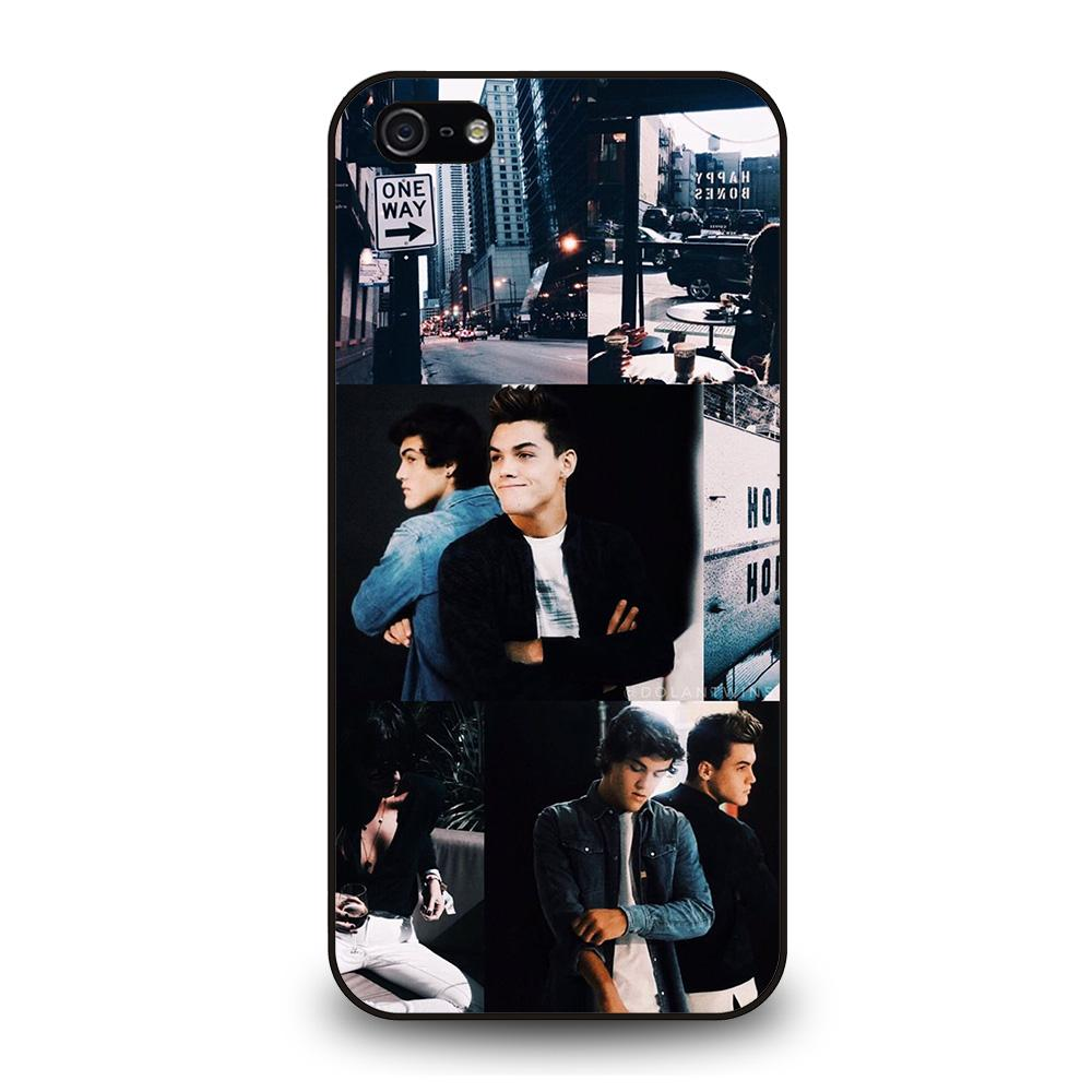 DOLAN TWINS 6 Cover iPhone 5 / 5S / SE - Negozio di custodie per Iphone|samsung|huawei custodia4cover.it