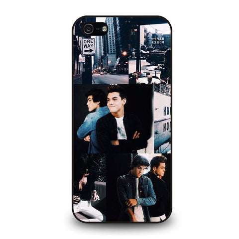 DOLAN TWINS 6 Cover iPhone 5 / 5S / SE - benecover