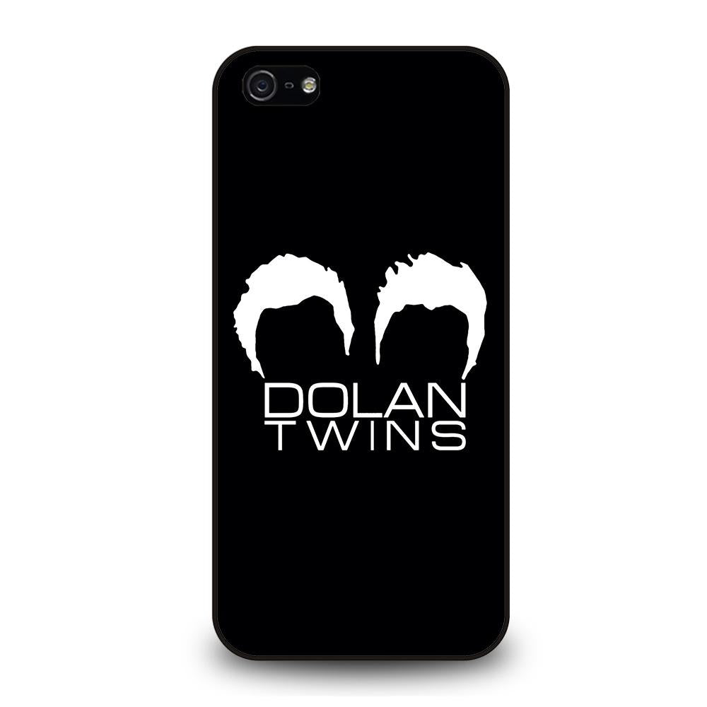 DOLAN TWINS CARTOON DRAWING Cover iPhone 5 / 5S / SE