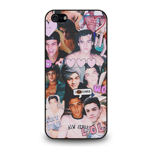 DOLAN TWINS COLLAGE Cover iPhone 5 / 5S / SE