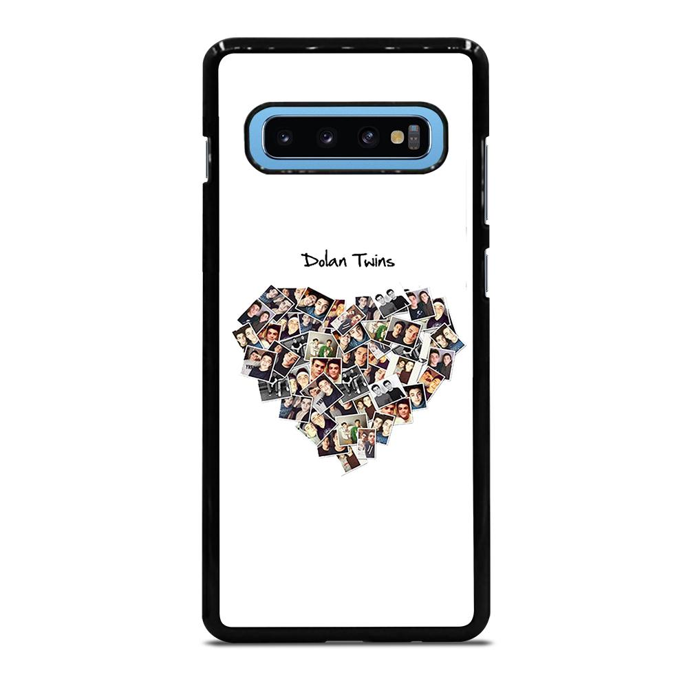 coque custodia cover fundas hoesjes j3 J5 J6 s20 s10 s9 s8 s7 s6 s5 plus edge D22125 DOLAN TWINS #3 Samsung Galaxy S10 Plus Case
