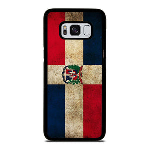coque custodia cover fundas hoesjes j3 J5 J6 s20 s10 s9 s8 s7 s6 s5 plus edge D22202 DOMINICAN REPUBLIC FLAG 1 Samsung Galaxy S8 Case