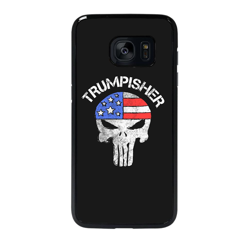 coque custodia cover fundas hoesjes j3 J5 J6 s20 s10 s9 s8 s7 s6 s5 plus edge D22294 DONALD TRUMPISHER Samsung Galaxy s7 edge Case
