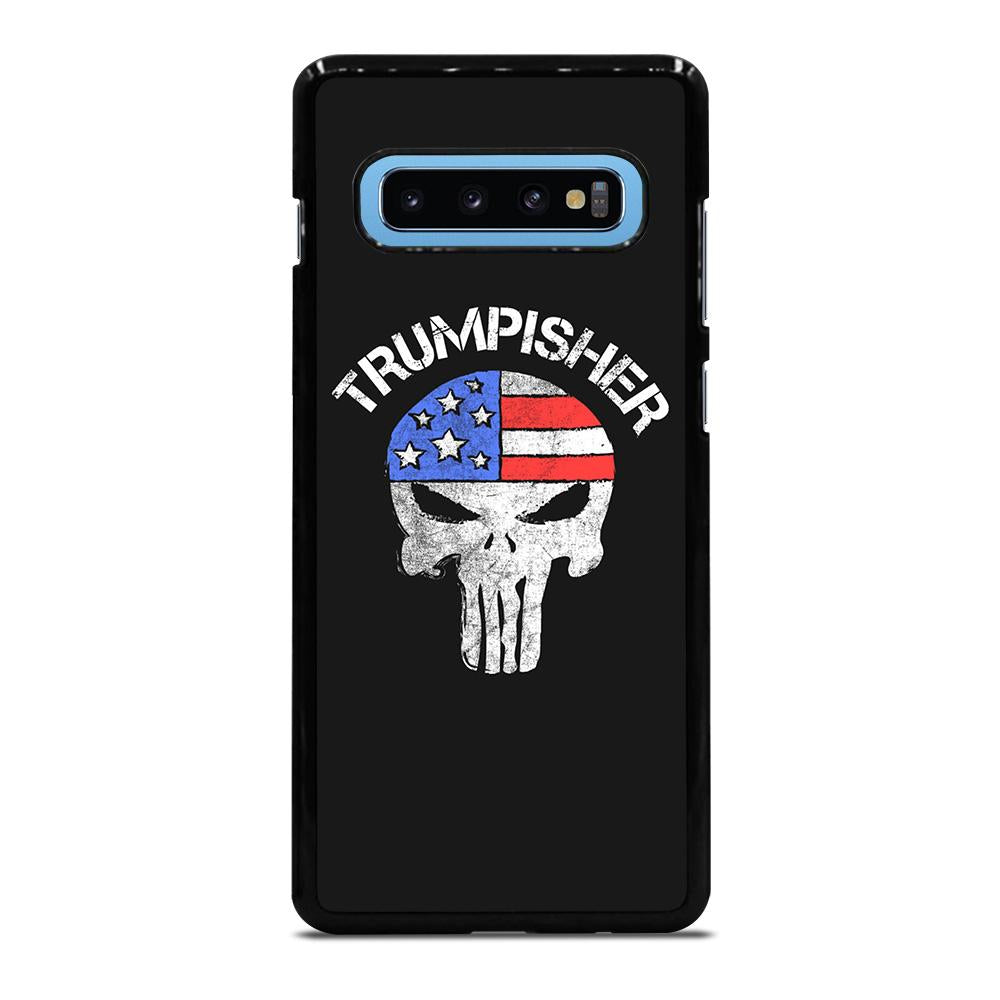 coque custodia cover fundas hoesjes j3 J5 J6 s20 s10 s9 s8 s7 s6 s5 plus edge D22292 DONALD TRUMPISHER Samsung Galaxy S10 Plus Case