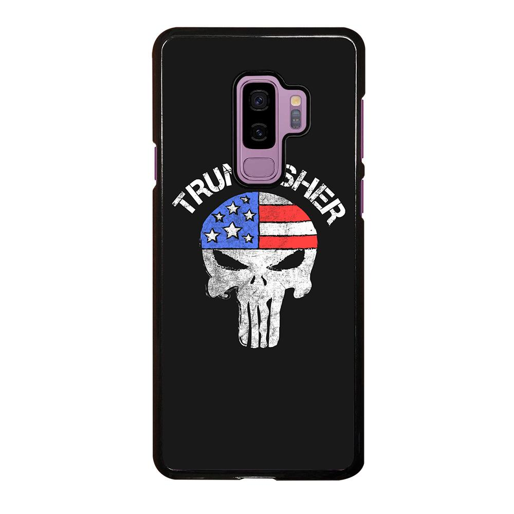 coque custodia cover fundas hoesjes j3 J5 J6 s20 s10 s9 s8 s7 s6 s5 plus edge D22298 DONALD TRUMPISHER Samsung Galaxy S9 Plus Case