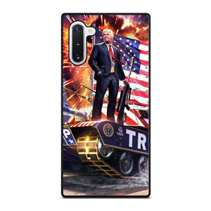 coque custodia cover fundas hoesjes j3 J5 J6 s20 s10 s9 s8 s7 s6 s5 plus edge D22271 DONALD TRUMP Samsung Galaxy Note 10 Case