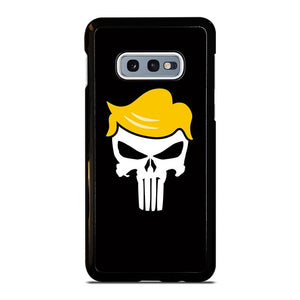 coque custodia cover fundas hoesjes j3 J5 J6 s20 s10 s9 s8 s7 s6 s5 plus edge D22263 DONALD TRUMP PUNISHER Samsung Galaxy S10 e Case