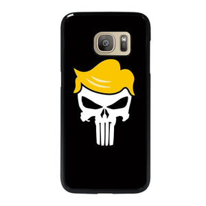 coque custodia cover fundas hoesjes j3 J5 J6 s20 s10 s9 s8 s7 s6 s5 plus edge D22265 DONALD TRUMP PUNISHER Samsung Galaxy S7 Case