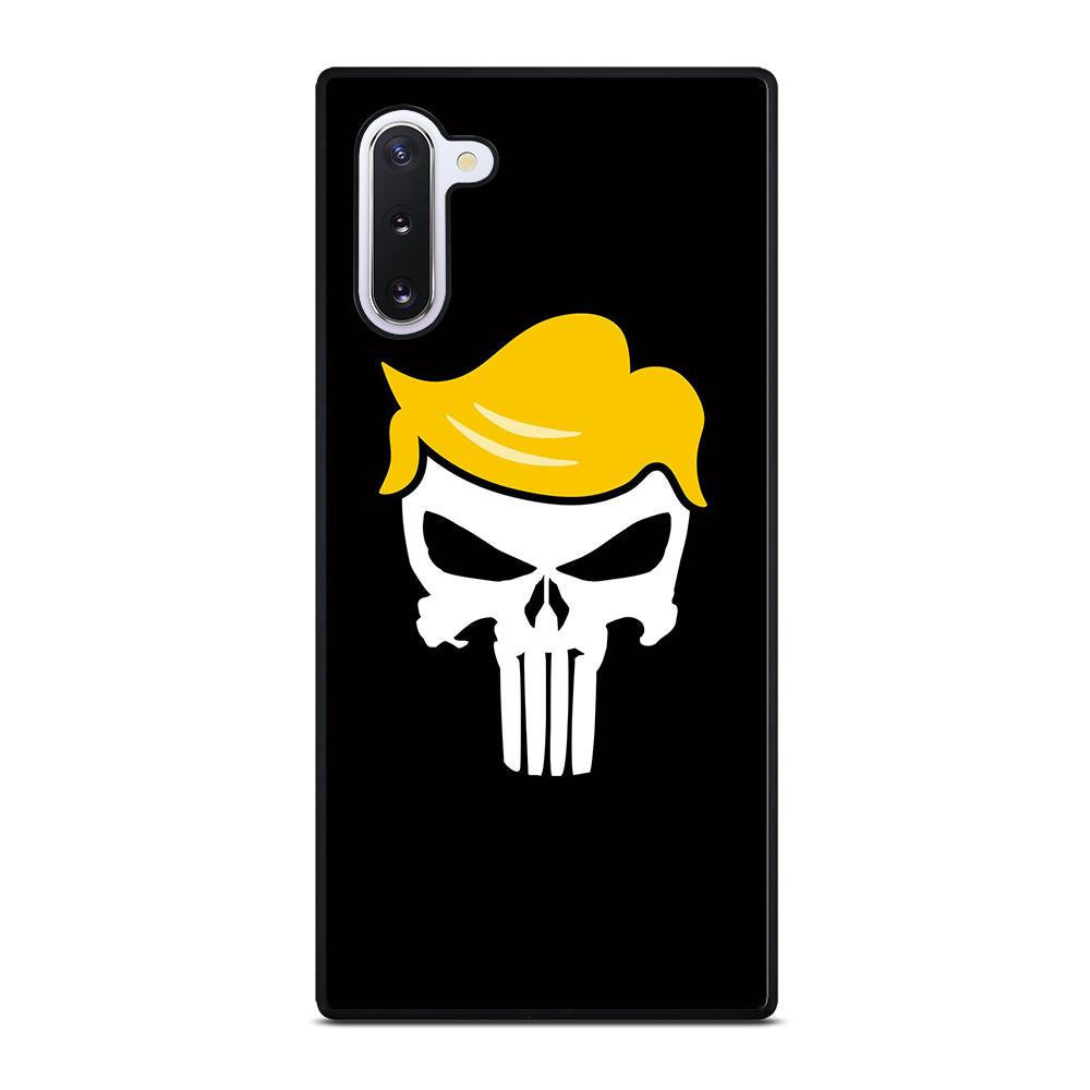 coque custodia cover fundas hoesjes j3 J5 J6 s20 s10 s9 s8 s7 s6 s5 plus edge D22257 DONALD TRUMP PUNISHER Samsung Galaxy Note 10 Case