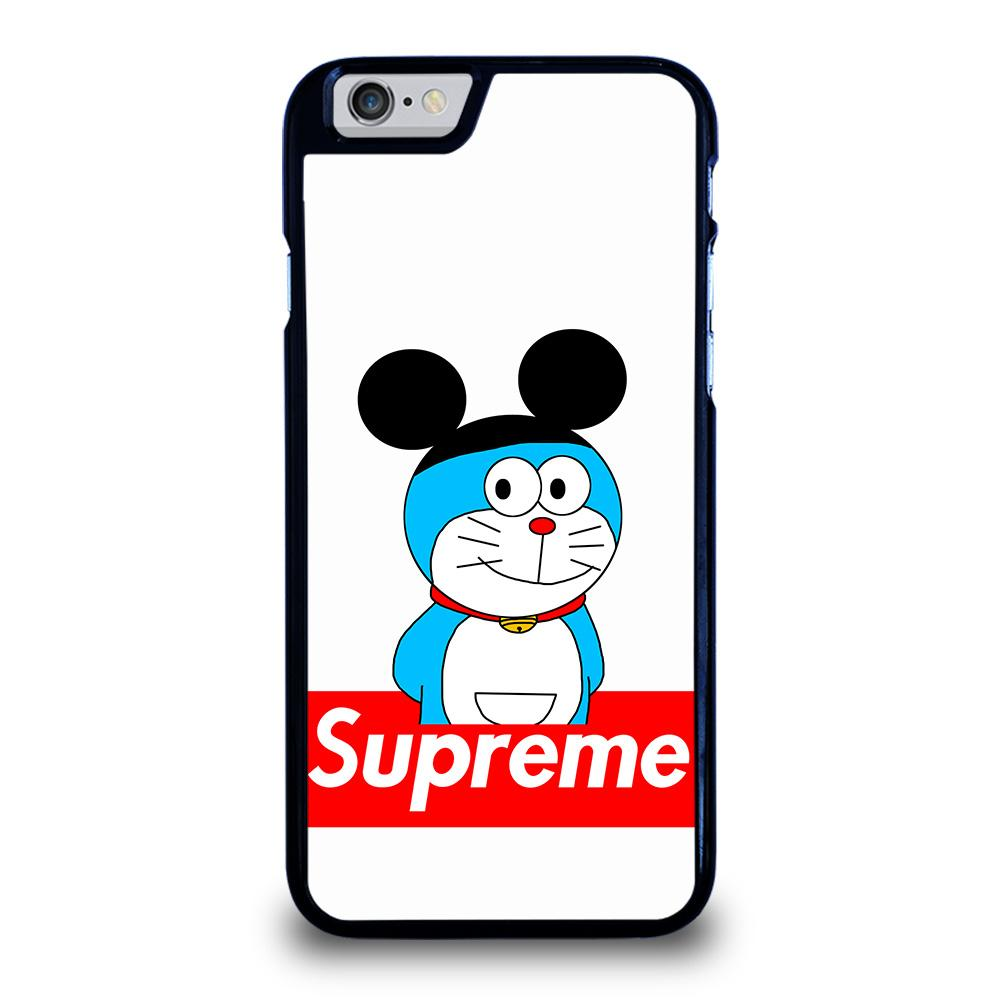 DORAEMON WITH MICKEY SUPREME Cover iPhone 6 / 6S
