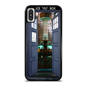 DR. WHO TARDIS OPEN THE DOOR cover iPhone X / XS,omg cover iphone x mujjo cover iphone x,DR. WHO TARDIS OPEN THE DOOR cover iPhone X / XS