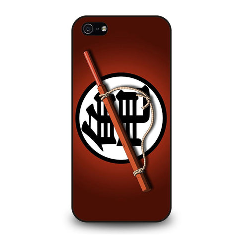 DRAGON BALL Z SYMBOL Cover iPhone 5 / 5S / SE