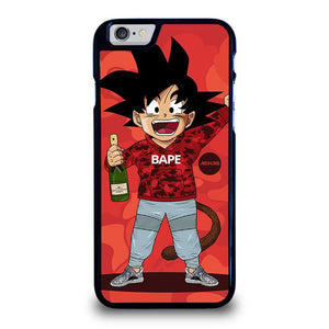 DRAGON BALL Z X BAPE CAMO Cover iPhone 6 / 6S
