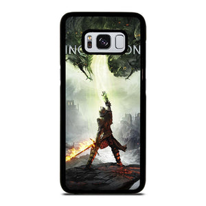 coque custodia cover fundas hoesjes j3 J5 J6 s20 s10 s9 s8 s7 s6 s5 plus edge D22354 DRAGON AGE INQUISITION Samsung Galaxy S8 Case