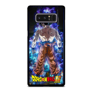 coque custodia cover fundas hoesjes j3 J5 J6 s20 s10 s9 s8 s7 s6 s5 plus edge D22515 DRAGON BALL SUPER ULTRA INSTINCT #7 Samsung Galaxy Note 8 Case
