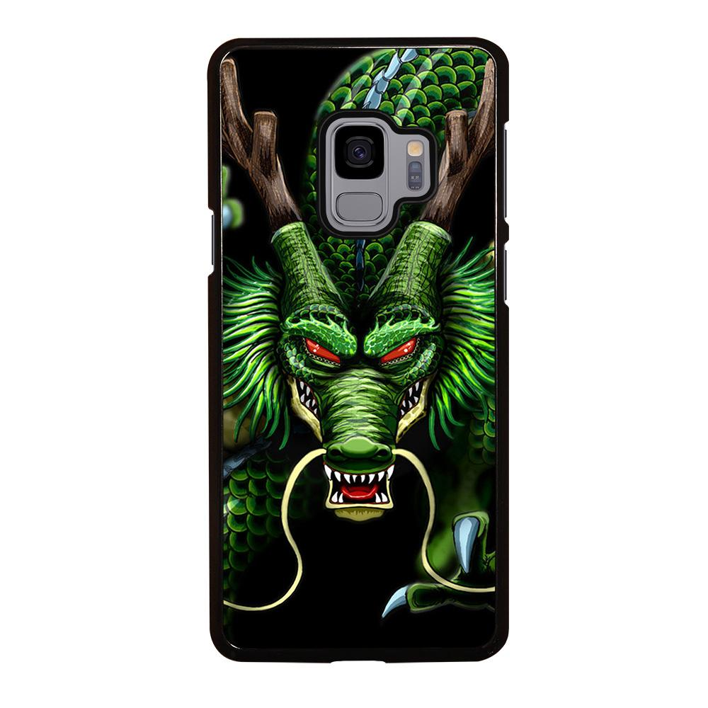 coque custodia cover fundas hoesjes j3 J5 J6 s20 s10 s9 s8 s7 s6 s5 plus edge D22564 DRAGON BALL Z SHENLONG Samsung Galaxy S9 Case
