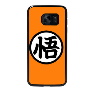 coque custodia cover fundas hoesjes j3 J5 J6 s20 s10 s9 s8 s7 s6 s5 plus edge D22578 DRAGON BALL Z SON GOKU SYMBOL 1 Samsung galaxy s7 edge Case