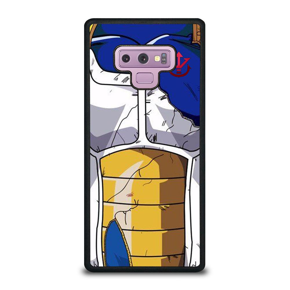 coque custodia cover fundas hoesjes j3 J5 J6 s20 s10 s9 s8 s7 s6 s5 plus edge D22586 DRAGON BALL Z VEGETA ARMOR #1 Samsung Galaxy Note 9 Case