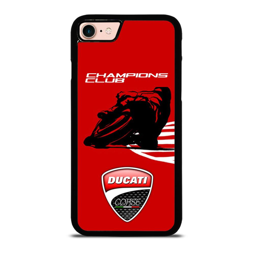 DUCATI LOGO CORSE MOTOGP 3 Cover iPhone 8