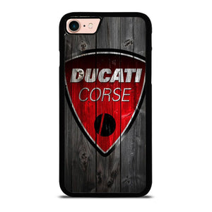 DUCATI LOGO CUSTOM Cover iPhone 8