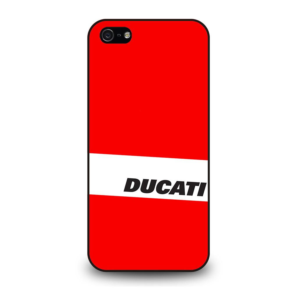 DUCATI LOGO Cover iPhone 5 / 5S / SE