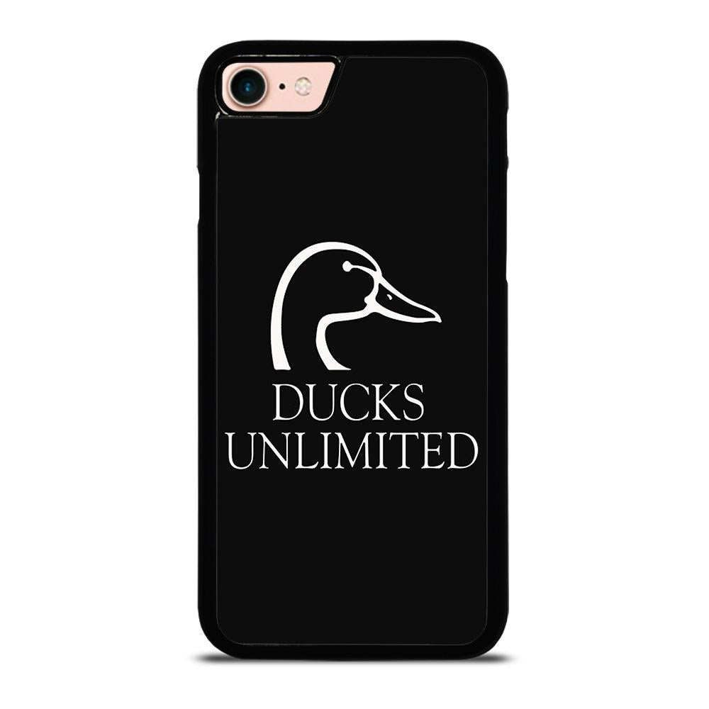 DUCKS UNLIMITED WETLANDS WATERFOWL Cover iPhone 8