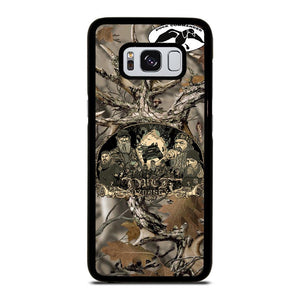 coque custodia cover fundas hoesjes j3 J5 J6 s20 s10 s9 s8 s7 s6 s5 plus edge D22813 DUCK DYNASTY CAMO #1 Samsung Galaxy S8 Case