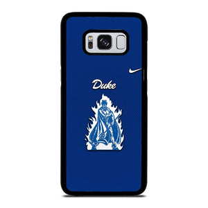 coque custodia cover fundas hoesjes j3 J5 J6 s20 s10 s9 s8 s7 s6 s5 plus edge D22855 DUKE BLUE DEVILS SYMBOL Samsung Galaxy S8 Case