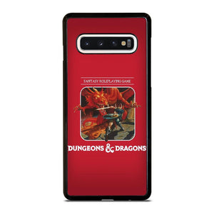 coque custodia cover fundas hoesjes j3 J5 J6 s20 s10 s9 s8 s7 s6 s5 plus edge D22864 DUNGEONS AND DRAGONS #1 Samsung Galaxy S10 Case