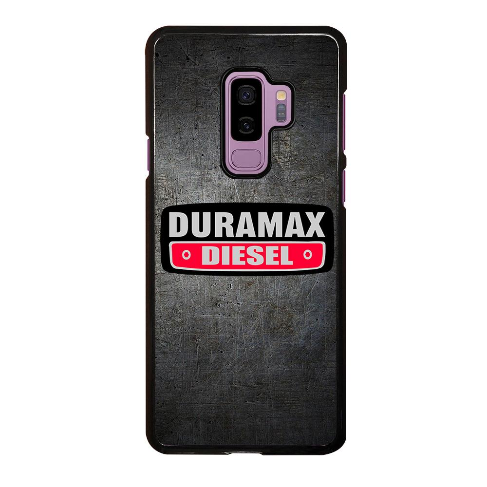 coque custodia cover fundas hoesjes j3 J5 J6 s20 s10 s9 s8 s7 s6 s5 plus edge D22893 DURAMAX DIESEL LOGO METAL Samsung Galaxy S9 Plus Case