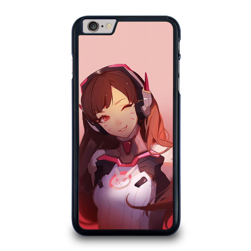 DVA OVERWATCH CUTE ANIME 2 Cover iPhone 6 / 6S Plus