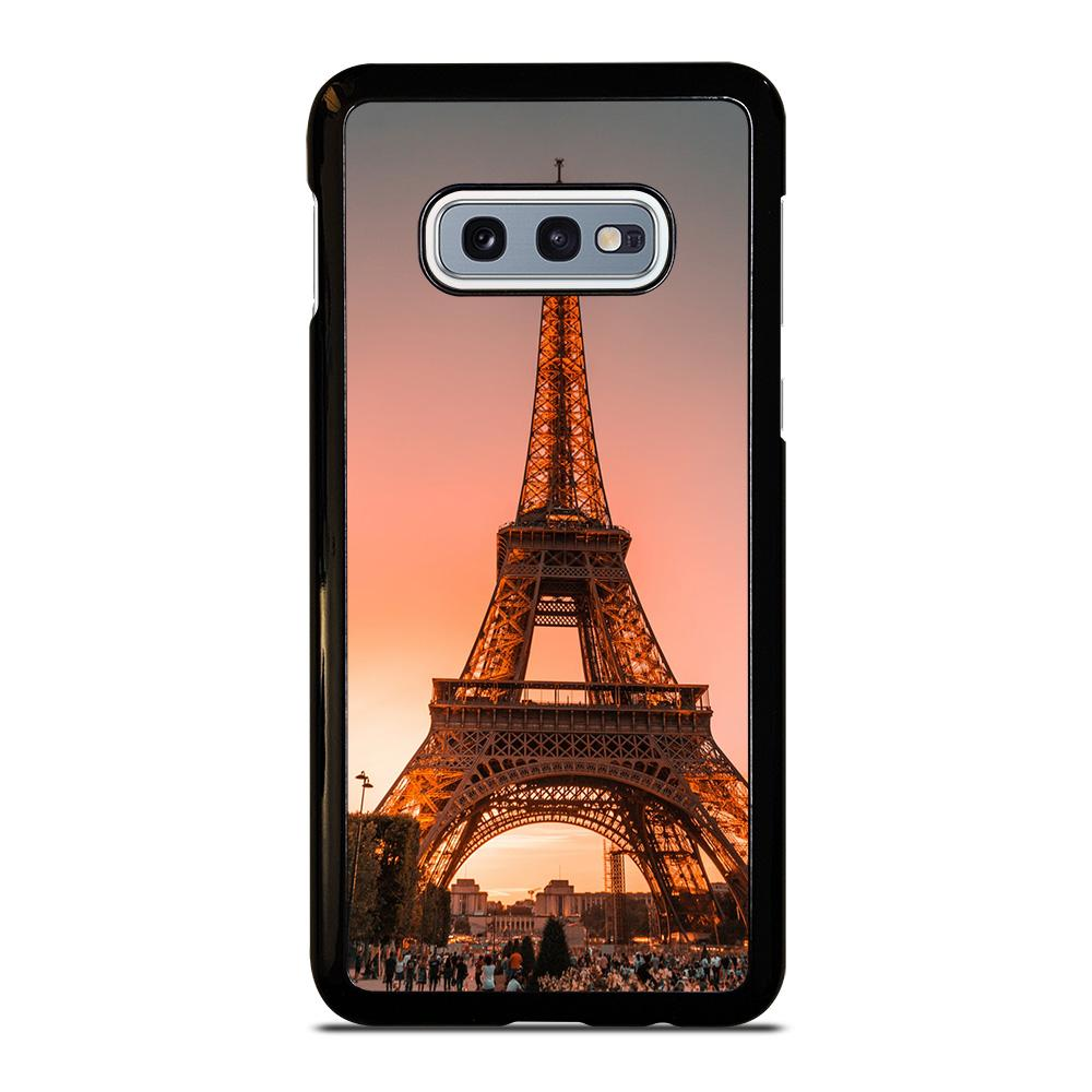coque custodia cover fundas hoesjes j3 J5 J6 s20 s10 s9 s8 s7 s6 s5 plus edge D23072 EIFFEL TOWER PARIS 2 Samsung Galaxy S10 e Case