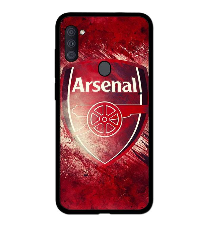 coque custodia cover fundas hoesjes j3 J5 J6 s20 s10 s9 s8 s7 s6 s5 plus edge B10209 Arsenal Logo FJ0970 Samsung Galaxy A11 Case