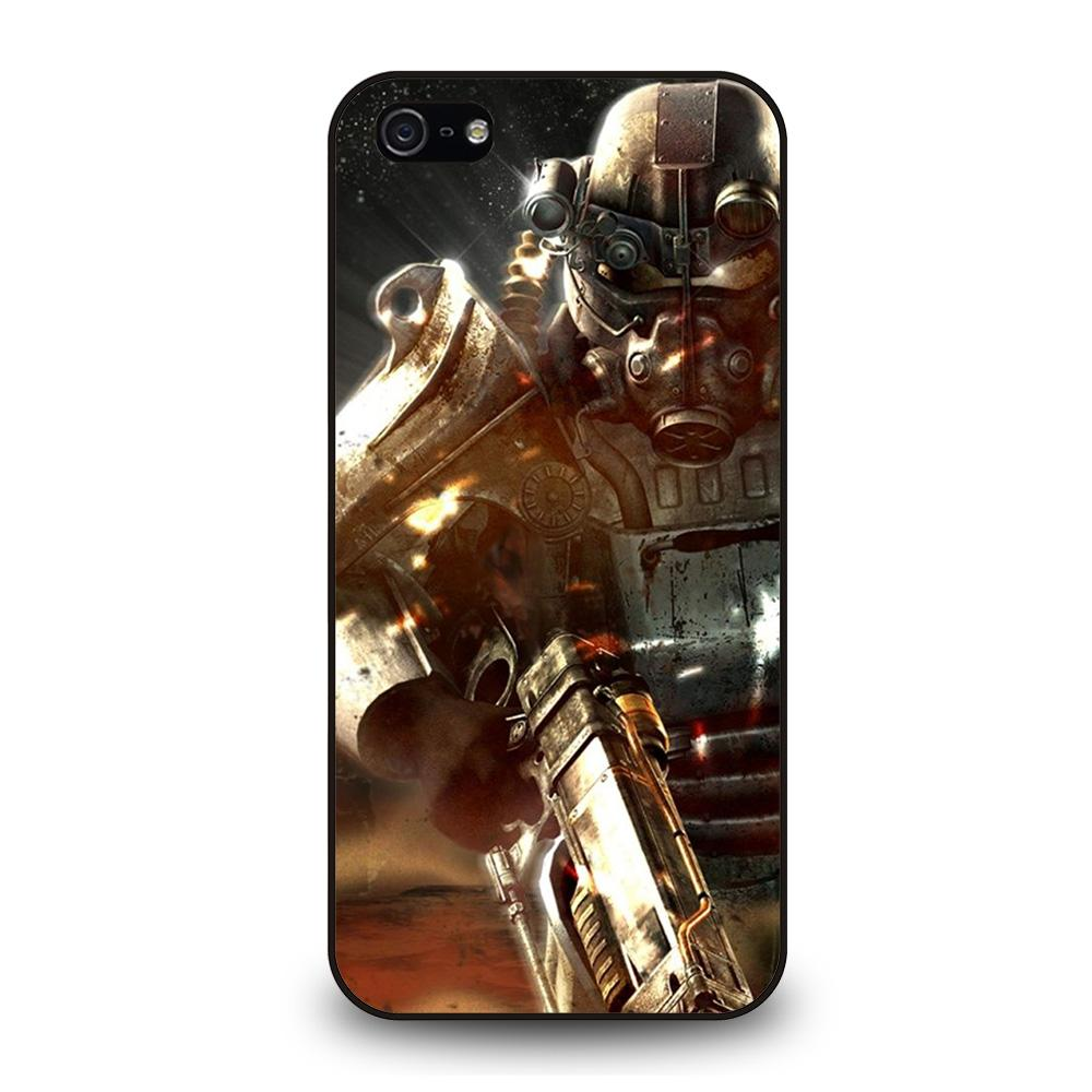 FALLOUT 3 Cover iPhone 5 / 5S / SE