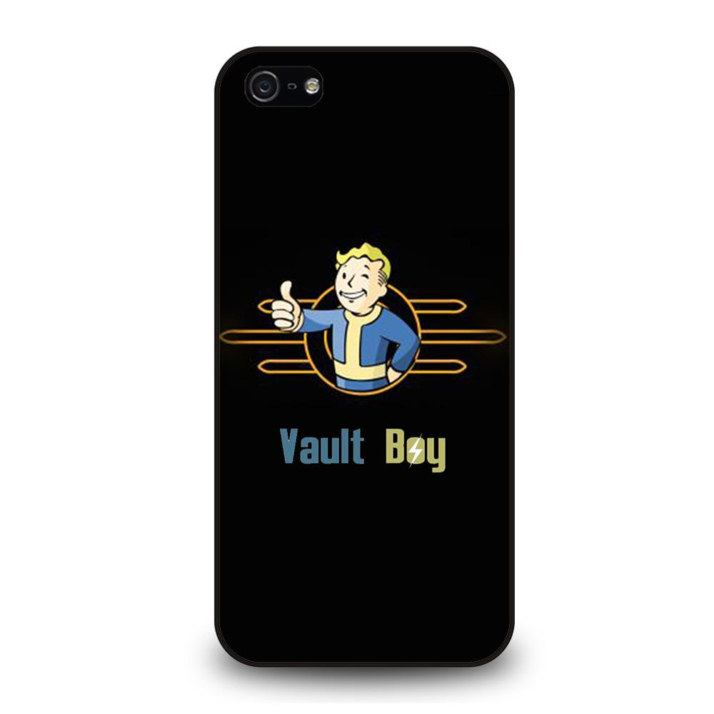 FALLOUT VAULT BOY THUMBS UP Cover iPhone 5 / 5S / SE