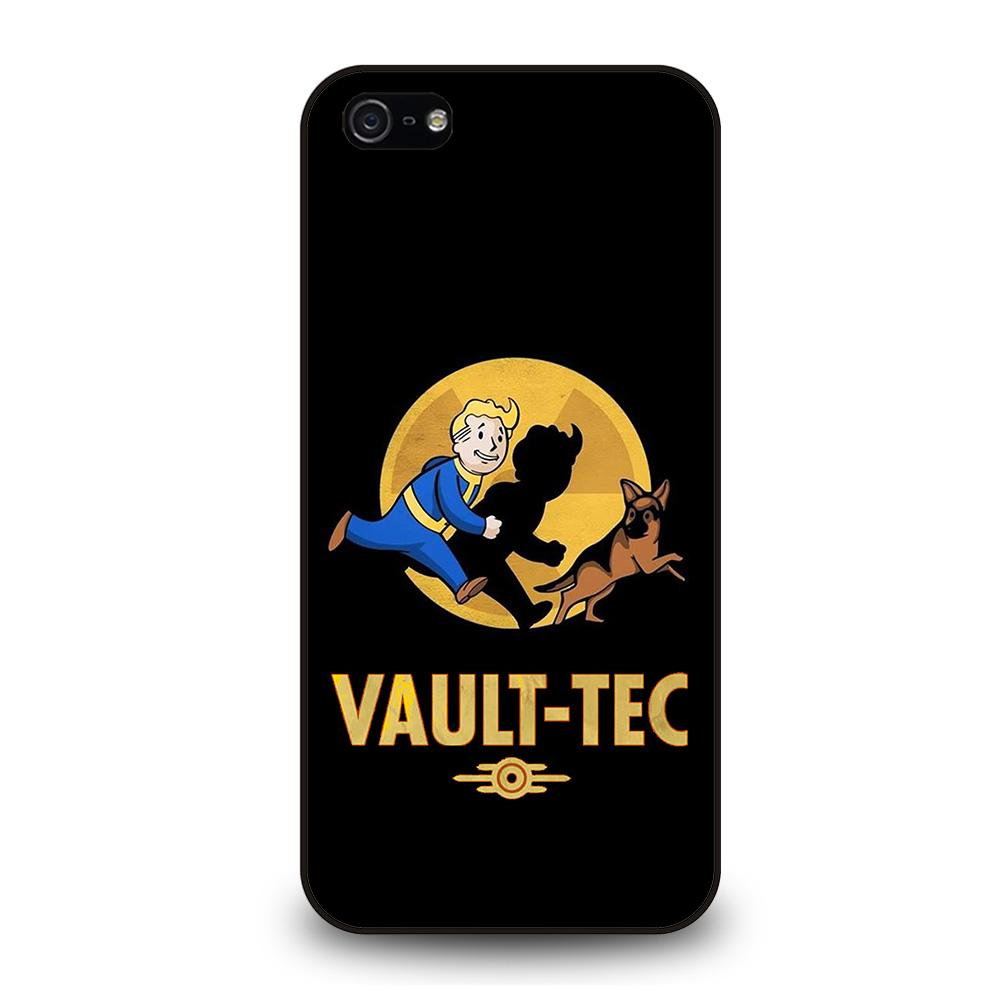 FALLOUT VAULT Cover iPhone 5 / 5S / SE