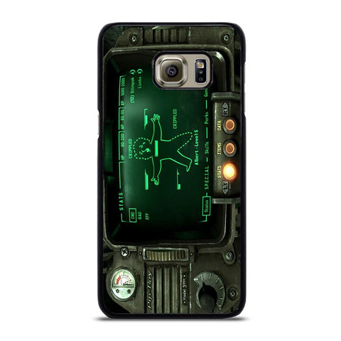 coque custodia cover fundas hoesjes j3 J5 J6 s20 s10 s9 s8 s7 s6 s5 plus edge D23594 FALLOUT PIP BOY 3000 Samsung Galaxy S6 Edge Plus Case