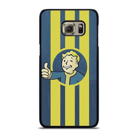 coque custodia cover fundas hoesjes j3 J5 J6 s20 s10 s9 s8 s7 s6 s5 plus edge D23626 FALLOUT VAULT BOY Samsung Galaxy S6 Edge Plus Case