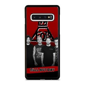 coque custodia cover fundas hoesjes j3 J5 J6 s20 s10 s9 s8 s7 s6 s5 plus edge D23427 FALL OUT BOY FOB #2 Samsung Galaxy S10 Case
