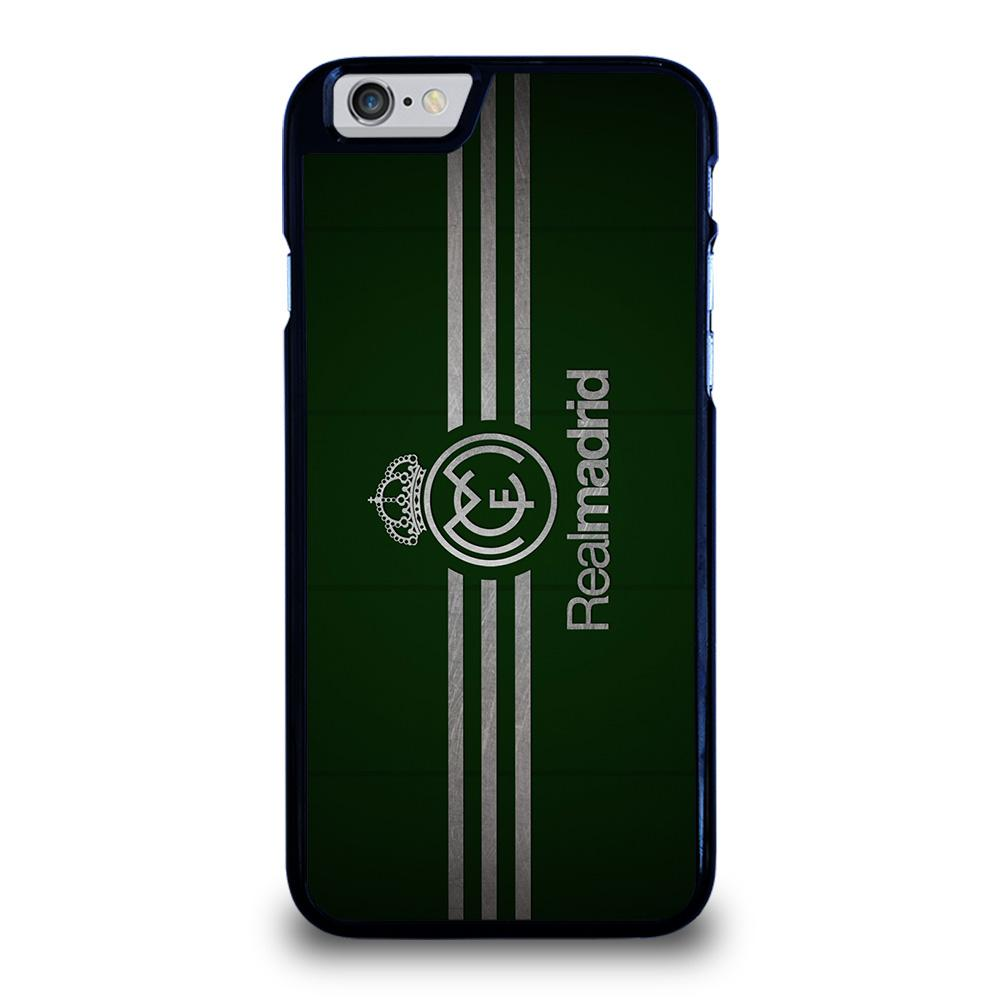 FC REAL MADRID GREEN Cover iPhone 6 / 6S