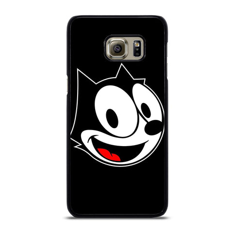 coque custodia cover fundas hoesjes j3 J5 J6 s20 s10 s9 s8 s7 s6 s5 plus edge D23839 FELIX THE CAT Samsung Galaxy S6 Edge Plus Case