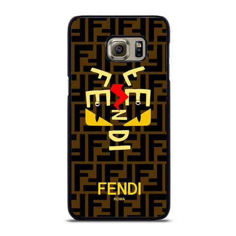 coque custodia cover fundas hoesjes j3 J5 J6 s20 s10 s9 s8 s7 s6 s5 plus edge D23890 FENDI95EYES MONSTER #4 Samsung Galaxy S6 Edge Plus Case