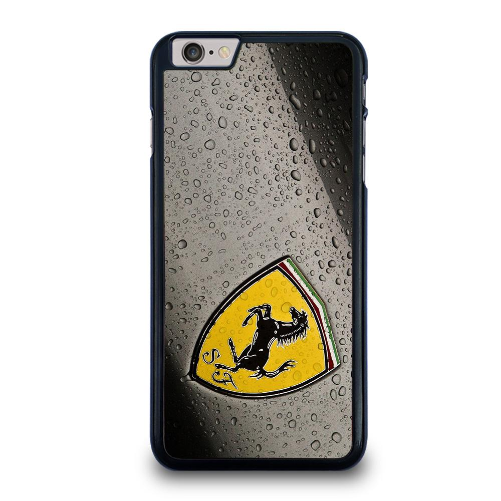 FERARRI EMBLEM Cover iPhone 6 / 6S Plus