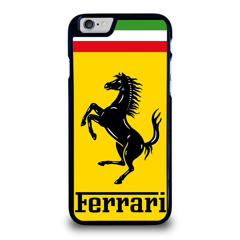 FERRARI LOGO Cover iPhone 6 / 6S