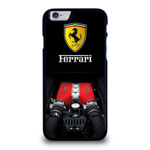 FERRARI TWIN TURBO MACHINE Cover iPhone 6 / 6S