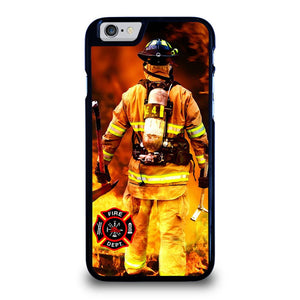 FIREFIGHTER FIREMAN DEPARTMENT Cover iPhone 6 / 6S