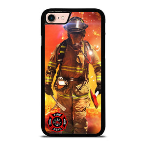 FIREFIGHTER FIREMAN Cover iPhone 8
