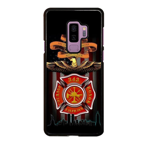 coque custodia cover fundas hoesjes j3 J5 J6 s20 s10 s9 s8 s7 s6 s5 plus edge D24035 FIREFIGHTER QUOTES FIRE DEPT Samsung Galaxy S9 Plus Case