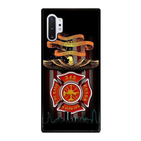 coque custodia cover fundas hoesjes j3 J5 J6 s20 s10 s9 s8 s7 s6 s5 plus edge D24019 FIREFIGHTER QUOTES FIRE DEPT Samsung Galaxy Note 10 Plus Case